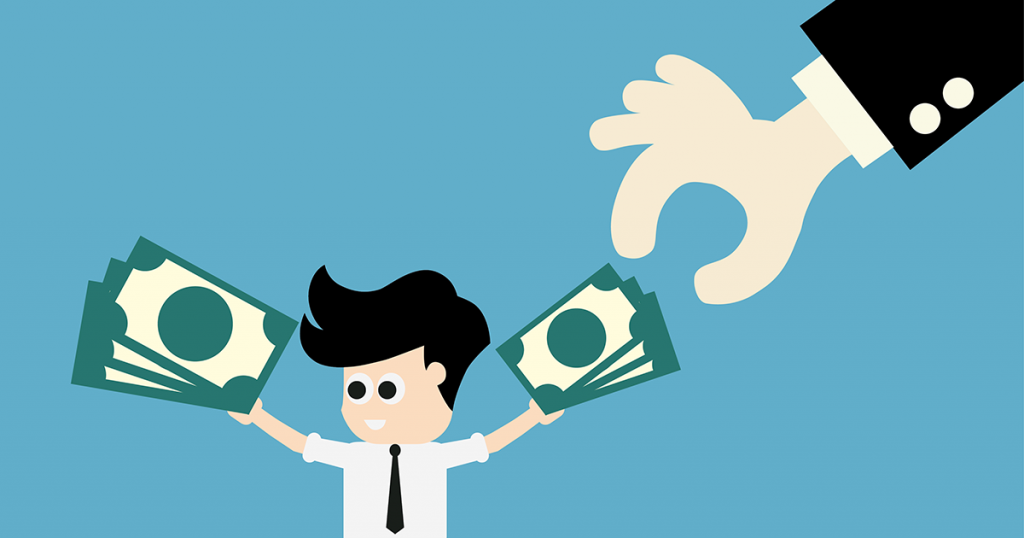 are employee loans taxable