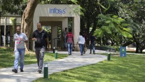 employee benefits in Infosys India