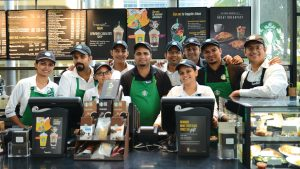 employee benefits in Starbuck India