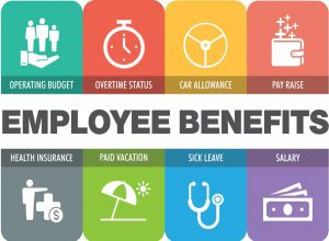 types of employee benefits available in India