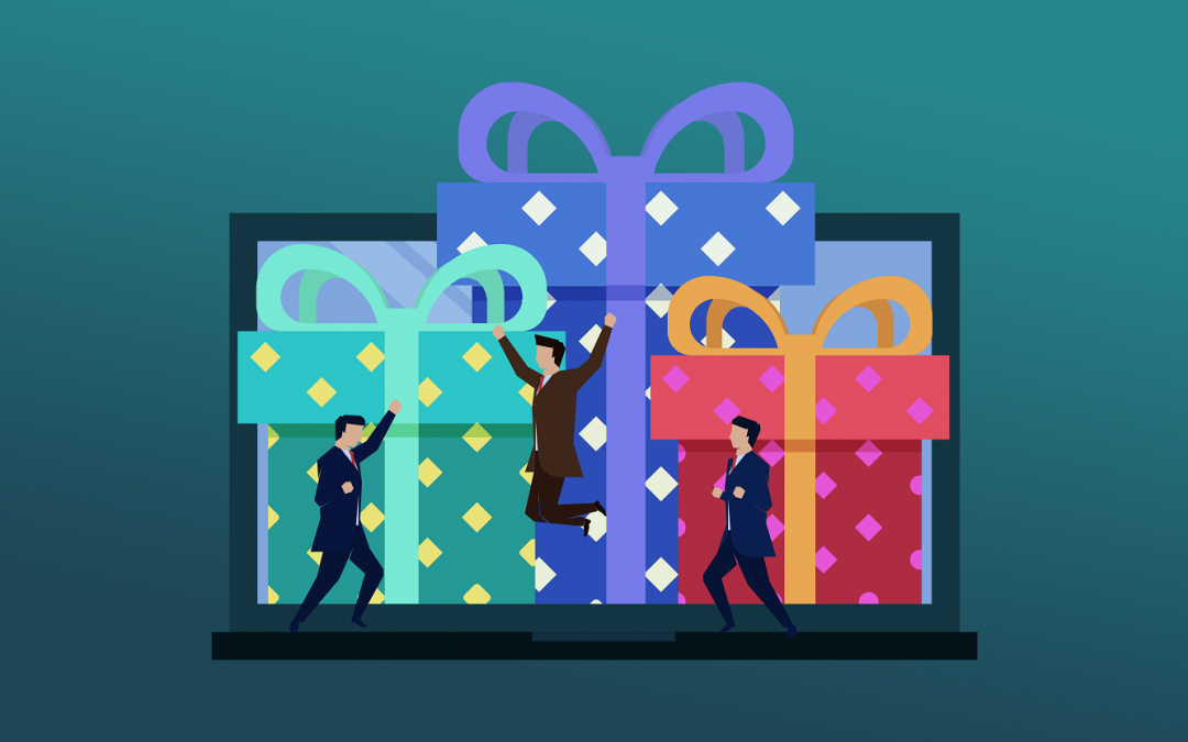 Rewarding your Employees for Christmas & New Year