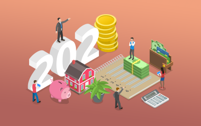 Finance New Year's Resolutions to Set Now & Achieve in 2021 for a Financial Healthy Year