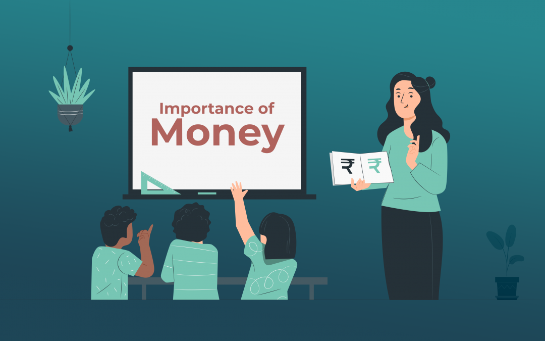 How Teach your Kids Importance of Money?