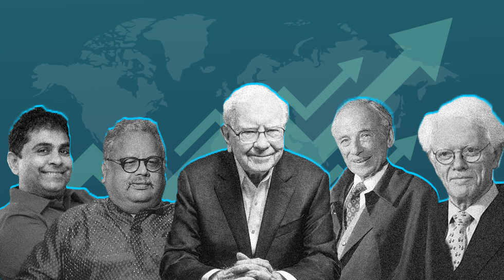 22 Money Lessons From 5 Great Investment Gurus