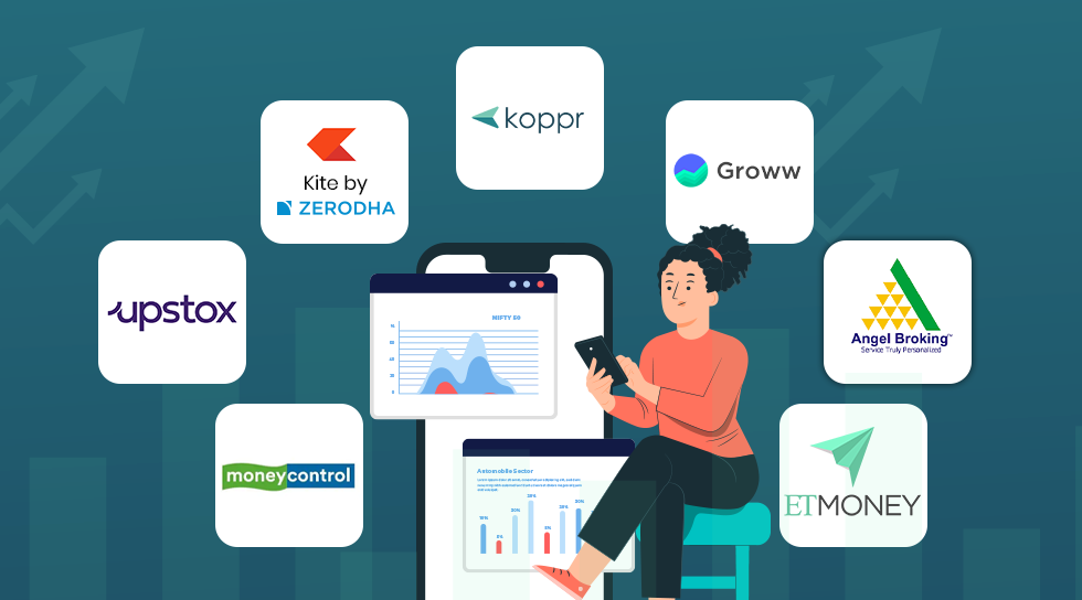 6 Best Stock Market Apps for Investment
